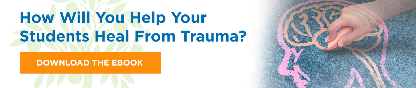 How Will You Help Your Students Heal from Trauma?