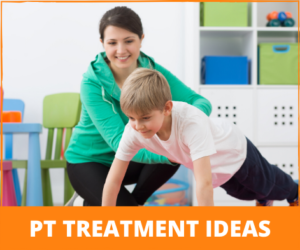 PHYSICAL THERAPIST TREATING STUDENT