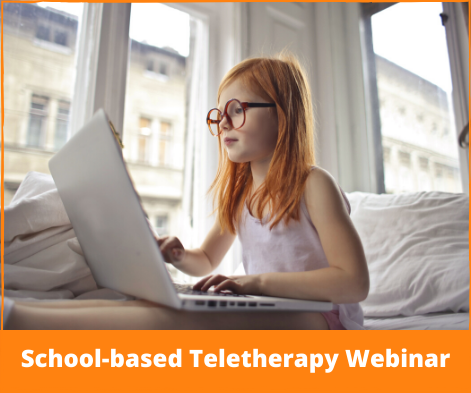 Student attended teletherapy
