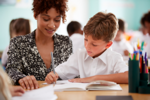 Progress Monitoring: Improving Student Outcomes at a Lower Cost